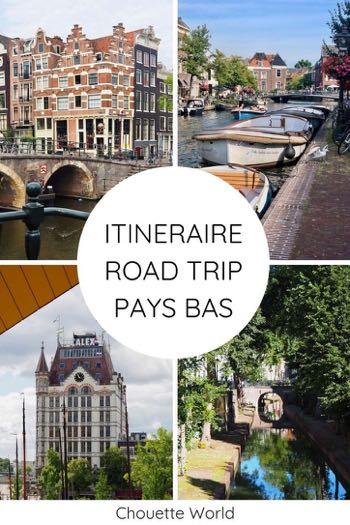 road trip pays bas