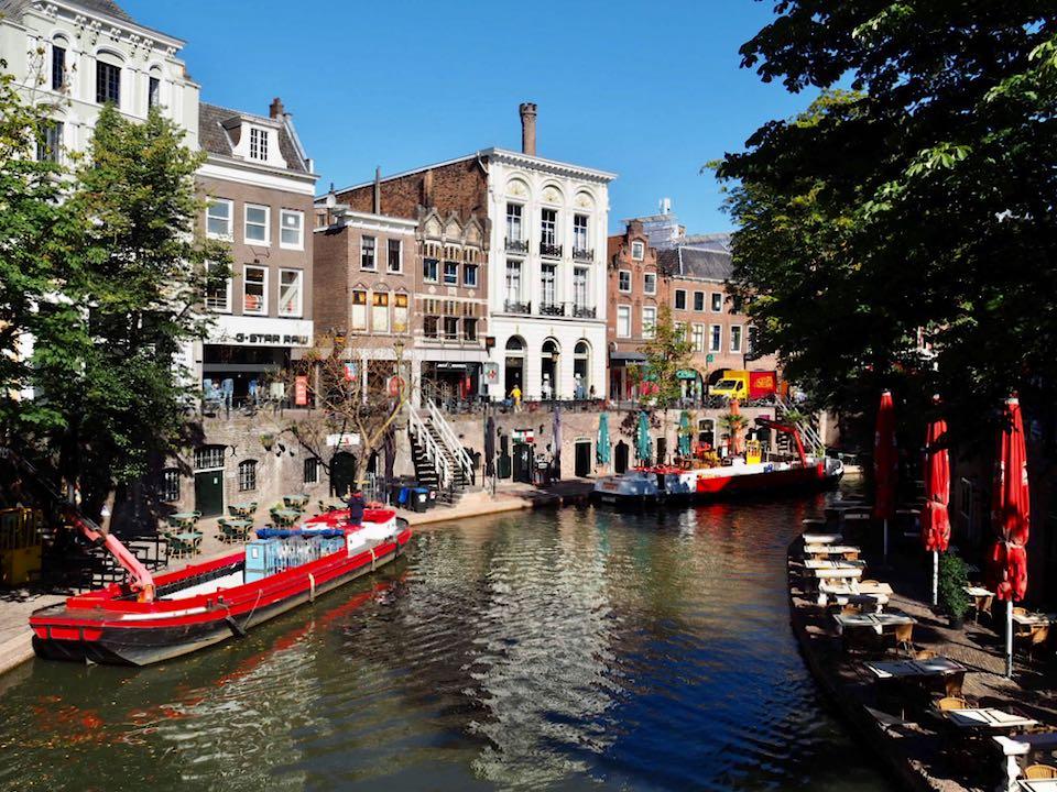 visiter Utrecht